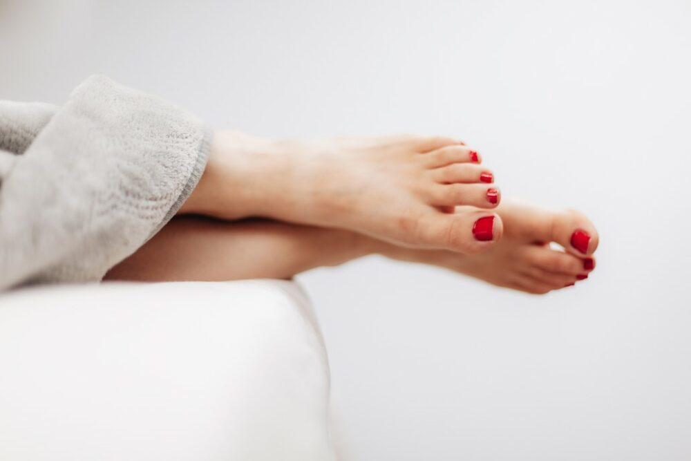 jolie pieds